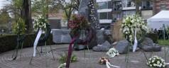 Dodenherdenkingen in Kralingen en Crooswijk 2017
