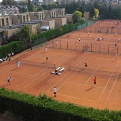 tennisbaan rotterdam