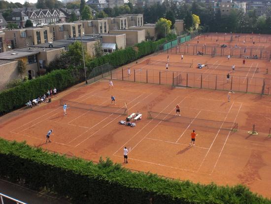 Tennispark Kralingen wordt verduurzaamd