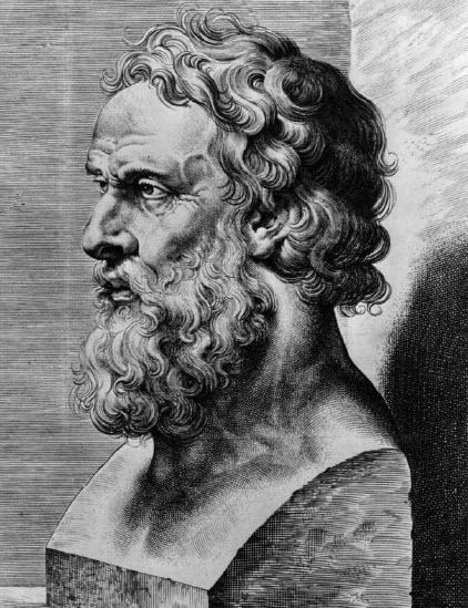 De grotten van Plato en van Peter Vandermeersch