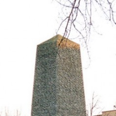 Meer dan een zuil: de 'Obelisk' op het Marnixplein