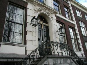 rondgang door het centrum van Schiedam