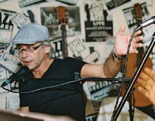 Muzikale wending in Café JW