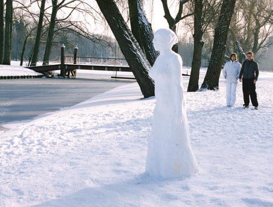 Sneeuwkoningin hufterproof