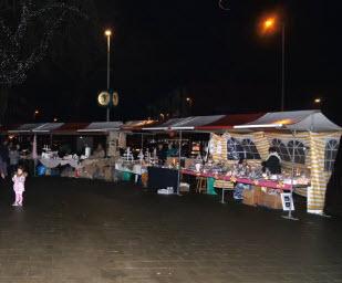 Nagenieten kerstmarkt Nieuw Crooswijk?