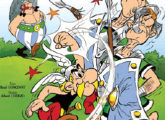 Asterix – Jacques Beket