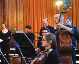 Zaterdagmiddagconcert 9 februari in de Hoflaankerk