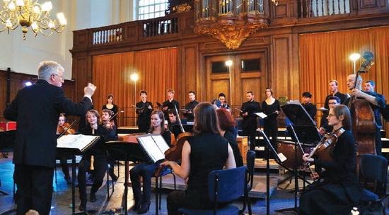 Bach Ensemble Koninklijk Conservatorium