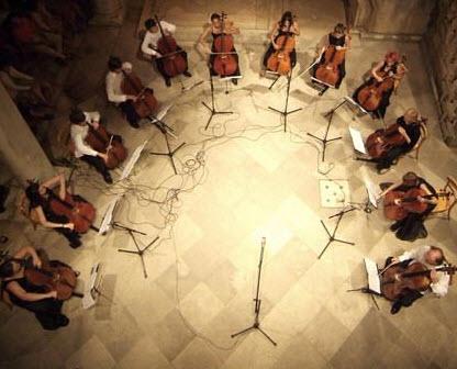 Cellomania in Pro Rege