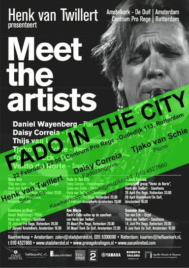Meet the artists: Daisy Correia en Tjako van Schie in Kralingen