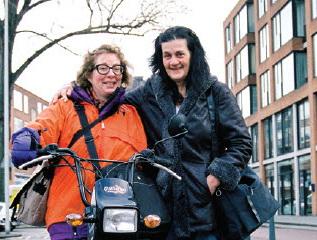 'Ouderwetse' wijkverpleegkundigen actief in Crooswijk en Rubroek
