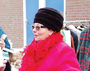 Winter-rommelmarkt Van Reynstraat