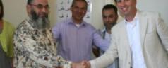 Deelraad omarmt Othman Moskee
