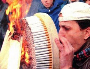 Inkomensafhankelijk rookverbod