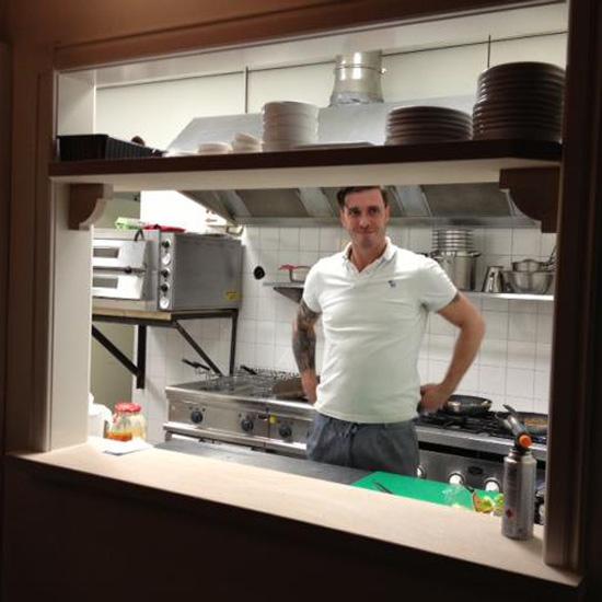 Restaurant Tennispark Kralingen geopend!