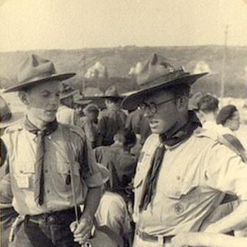 scoutinggroep De Kralingsche Troep bestaat 95 jaar