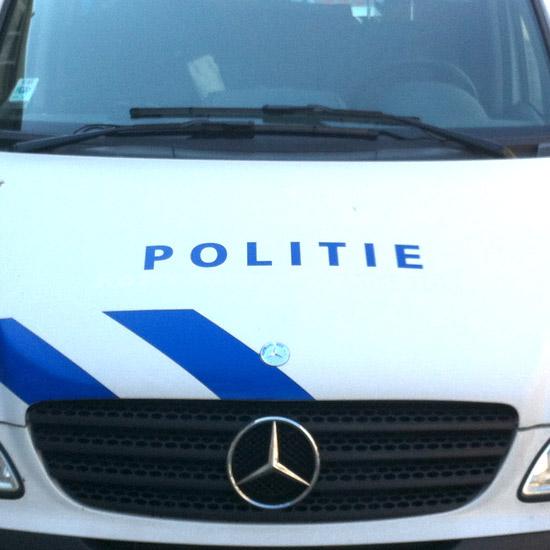 Overval Frits Ruysstraat