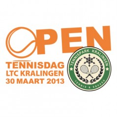 Open Tennis Borrel – prosecco, massagestoel, gebakjes en tapas!