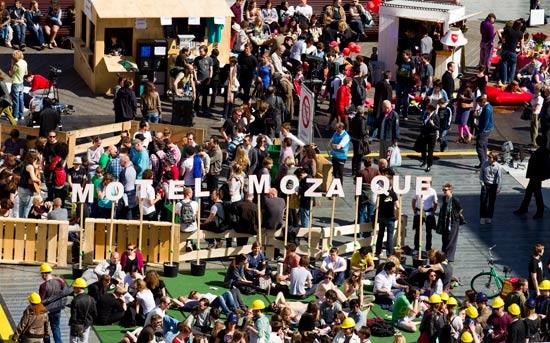 13e editie van het Motel Mozaïque festival
