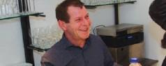 Vader Wim de Meijer opende Oysterbar
