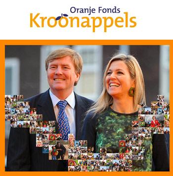 Stem op uw favoriete Kroonappels
