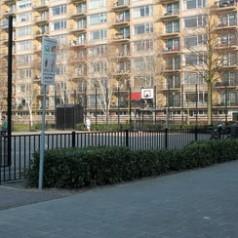 De straten van Rotterdam
