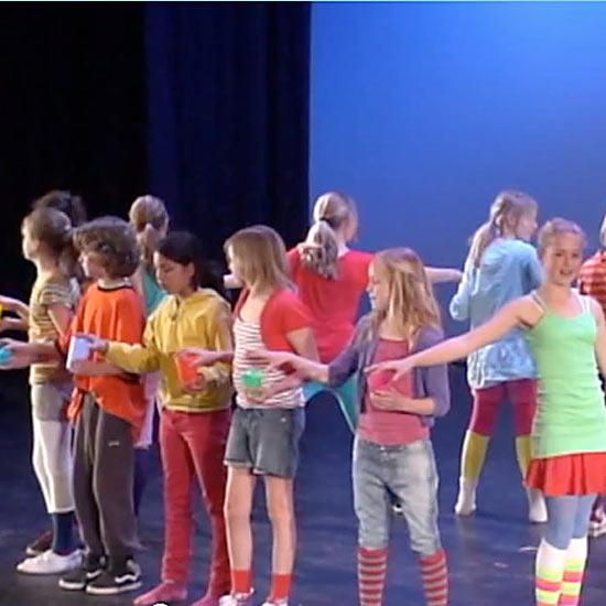 Open lessen Jeugdtheaterschool