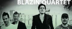 Blazin'Quartet kent geen muzikale grenzen