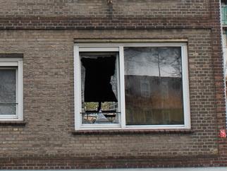 Zeven gewonden na brand Chris Bennekerslaan