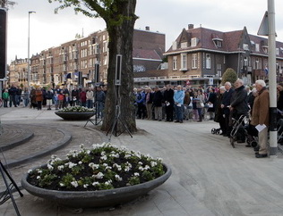 Programma dodenherdenking Kralingen-Crooswijk