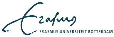 Erasmus Universiteit logo