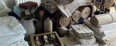 Linnenmarkt met antieke woonaccessoires a.s. zaterdag 20 april