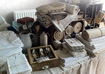 Linnenmarkt met antieke woonaccessoires a s zaterdag 20 for Woonaccessoires rotterdam