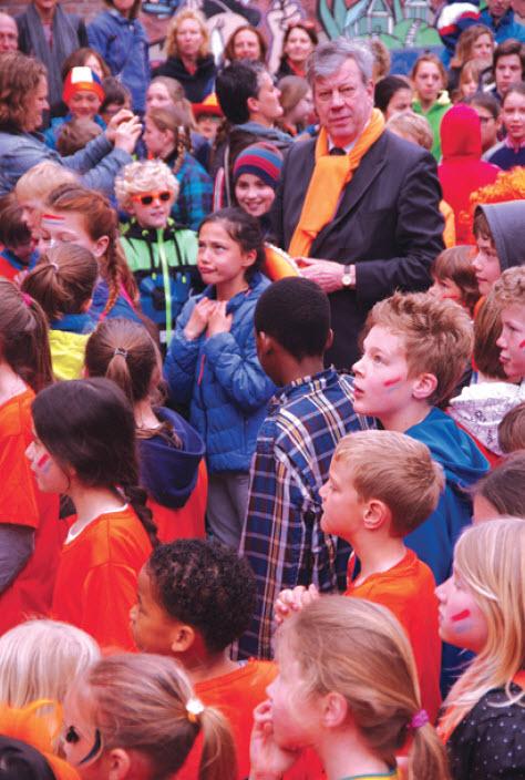 Ivo Opstelten Nieuwe Park Rozenburgschool
