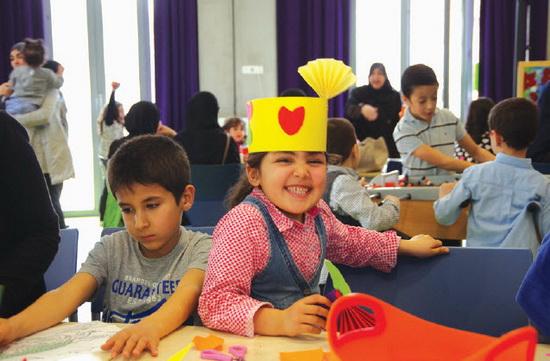 Kindermiddag in Huys te Krooswijck