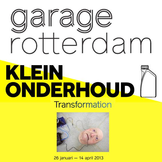 Klein Onderhoud bij Garage Rotterdam