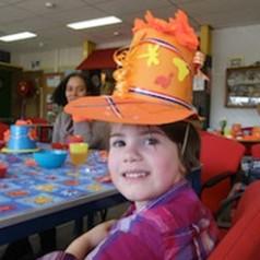 """Kroningsdag"" kinderworkshop in de speeltuin"