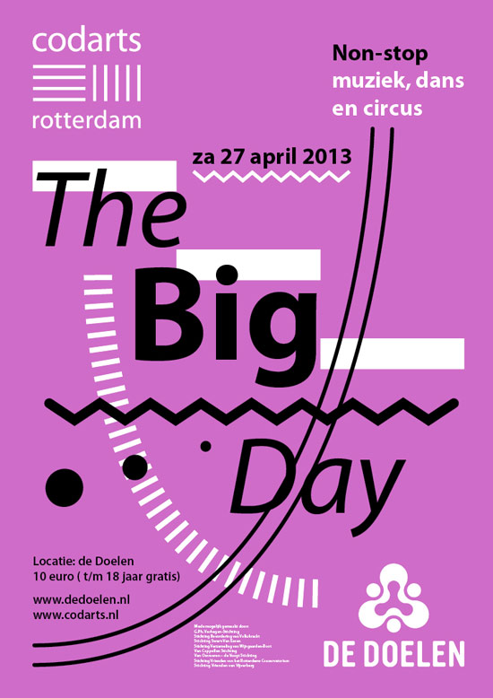 Poster_TheBigDay