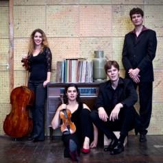 Het Rubens Quartet brengt een hofconcert!