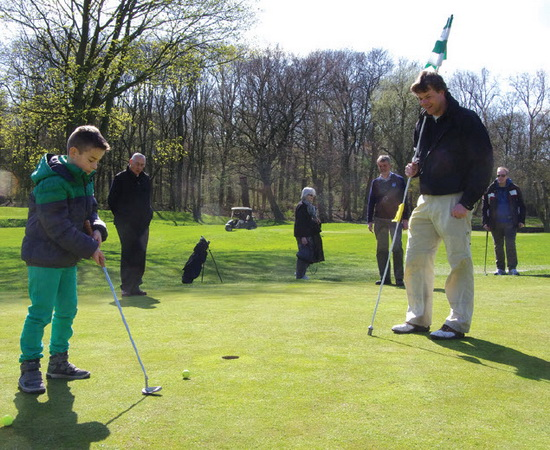 Stichting Openbare Golfbaan Kralingen