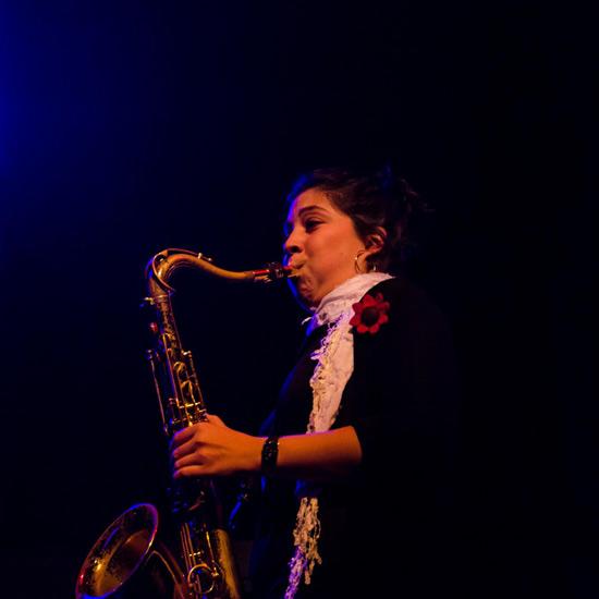 Students On Stage: Berta Moreno