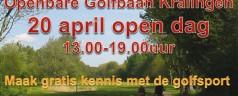 Open dag Openbare Golfbaan Kralingen