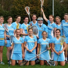 Rotterdam Ladyjags geven open lacrosse trainingen