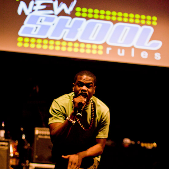 New Skool Rules internationale hiphop- en r&b-conferentie