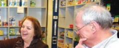 Lampen winkel Van Geet stopt ermee