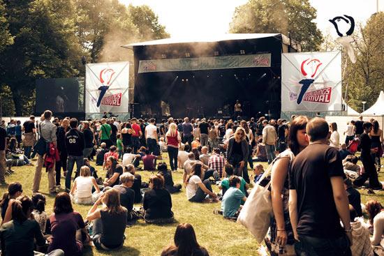 Bevrijdingsfestival Zuid-Holland op nieuwe locatie