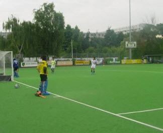 Open Dag voor G- en LG-Hockeyers bij Leonidas
