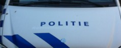 Inbrekers betrapt Wiekstraat