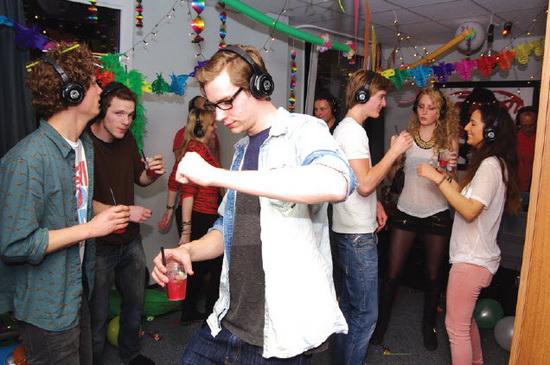 Het kleinste feestje van Rotterdam