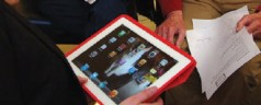iPad cursus voor senioren